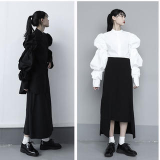 COMME des GARCONS - 【新商品】王族ボリュームブラウス