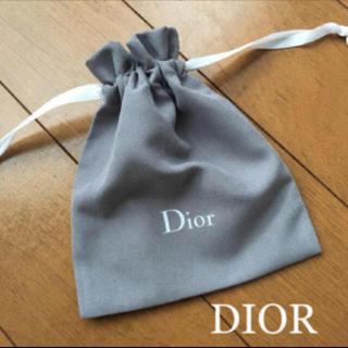 クリスチャンディオール(Christian Dior)のDior ディオール ミニ巾着 新品未使用 ポーチ(ポーチ)