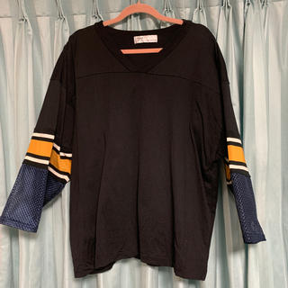 トーガ(TOGA)のTOGA VIRILIS トーガ Tシャツ 値下げ可能!(Tシャツ/カットソー(七分/長袖))