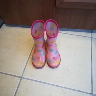 ホットビスケッツ(HOT BISCUITS)のミキハウス ホットビスケッツ 長靴 レインブーツ 15(長靴/レインシューズ)