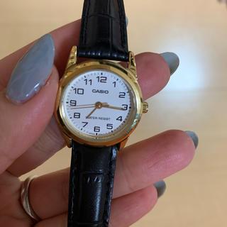 カシオ(CASIO)のカシオ WATER RESIST(腕時計)