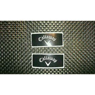 キャロウェイ(Callaway)のキャロウェイ ☆Callaway シール 2枚 (その他)