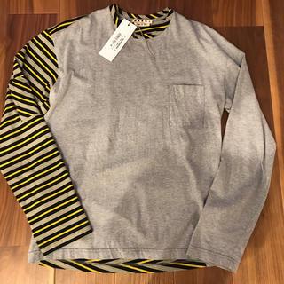 マルニ(Marni)の【超特価‼️】MARNI 長袖カットソー 46サイズ(Tシャツ/カットソー(七分/長袖))