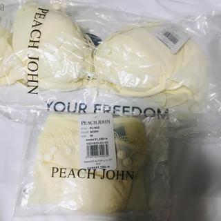 PEACH JOHN - ピーチジョン   ブラ&ショーツ