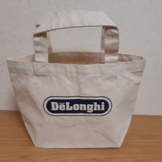 デロンギ(DeLonghi)のデロンギ トートバッグ 非売品(トートバッグ)