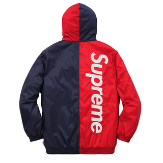 Supreme - 最安値!!SUPREME 2-Tone Hooded Sideline JKT
