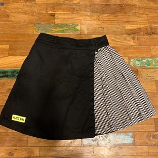 ピンクラテ(PINK-latte)のpinklatte スカート 160(スカート)
