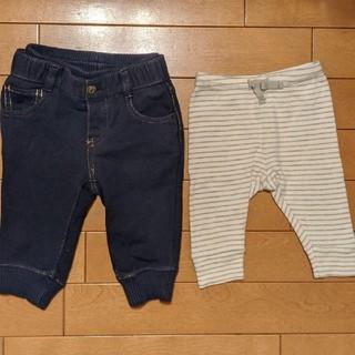 babyGAP - babyGap ズボン 2着セット