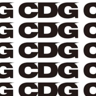 COMME des GARCONS - CDG ロンT コムデギャルソンCOMMEdesGARCONS 長袖Tシャツ