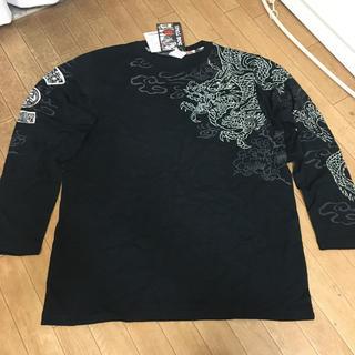DOG TOWN - ドッグタウン 黒龍 長袖Tシャツ ロンT XL ブラック 未使用