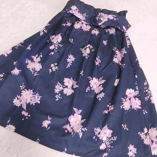 tocco - トッコクローゼット♡フラワースカート