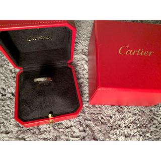 カルティエ(Cartier)のカルティエ ラニエール(リング(指輪))