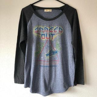 w closet - ラグランTシャツ