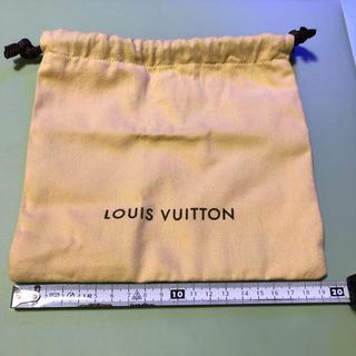 LOUIS VUITTON - ルイヴィトン 保存用巾着袋