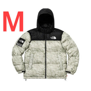 Supreme - Mサイズ Supreme North Face Paper Nuptse ヌプシ