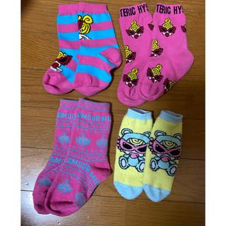 HYSTERIC MINI - ヒスミニ♡靴下セット