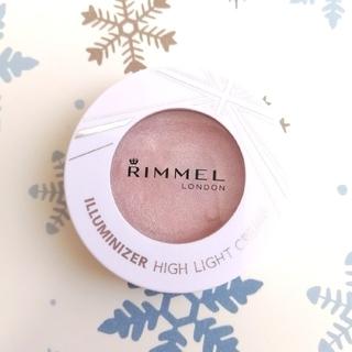 リンメル(RIMMEL)のリンメル イルミナイザー 002〈ハイライトクリーム〉(フェイスカラー)