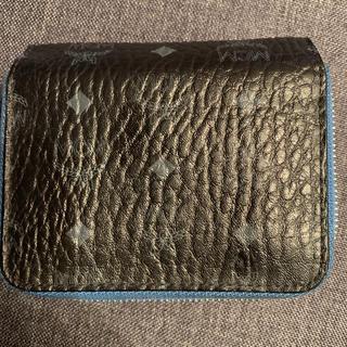 エムシーエム(MCM)の[正規品] MCM 折りたたみ財布(折り財布)