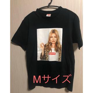 Supreme - SUPREME 12S/S ケイトモス Tシャツ 黒 M