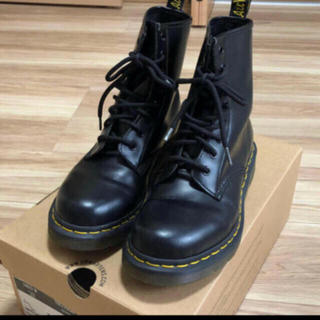 Dr.Martens - ドクターマーチン★8ホール ブーツ ブラック