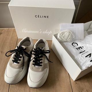 セリーヌ(celine)のCeline デリバリースニーカー(スニーカー)