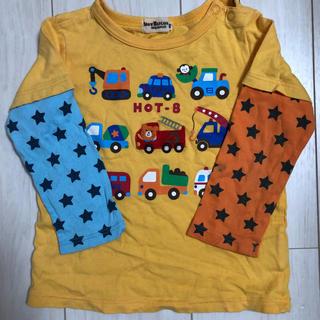 ミキハウス(mikihouse)の【 kids】ミキハウス 長袖Tシャツ(Tシャツ/カットソー)