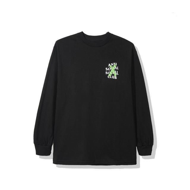 ANTI(アンチ)のASSC アンチソーシャルソーシャルクラブ ロンT L 19AW 未開封 メンズのトップス(Tシャツ/カットソー(七分/長袖))の商品写真