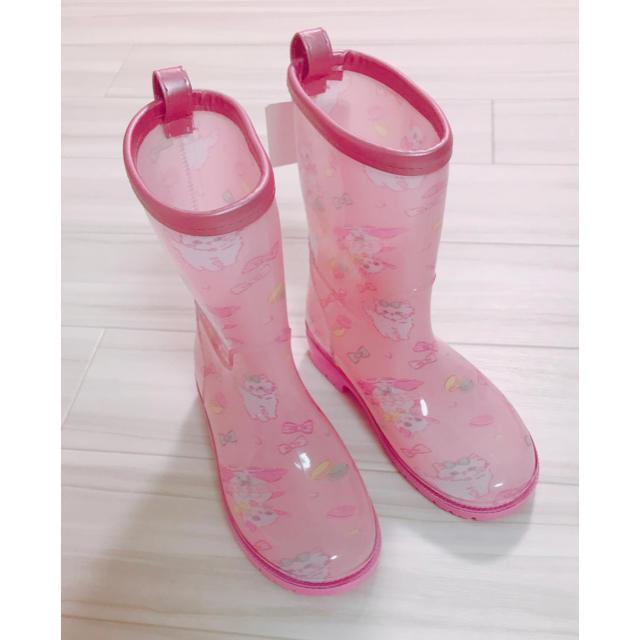 motherways(マザウェイズ)のマザウェイズ レインブーツ 19cm 新品 キッズ/ベビー/マタニティのキッズ靴/シューズ(15cm~)(長靴/レインシューズ)の商品写真