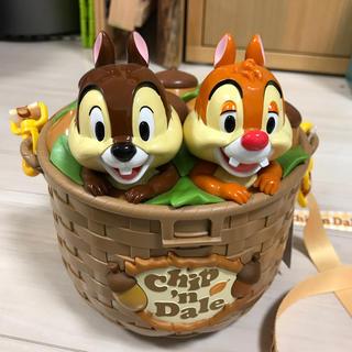 Disney - ポップコーンバケット チップとデール