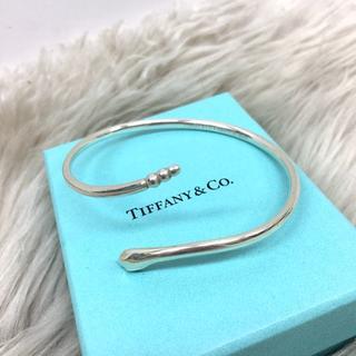 Tiffany & Co. - 希少 ティファニー スネーク バングル