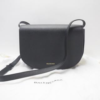 バレンシアガバッグ(BALENCIAGA BAG)の新品/送料無料/バレンシアガ/ショルダーバッグ/デイバッグ/ブラック(ショルダーバッグ)