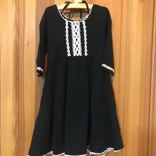 シャーリーテンプル(Shirley Temple)のシャーリーテンプル フォーマル ワンピース 120cm(ドレス/フォーマル)