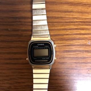 カシオ(CASIO)のCASIO デジタル時計(腕時計)