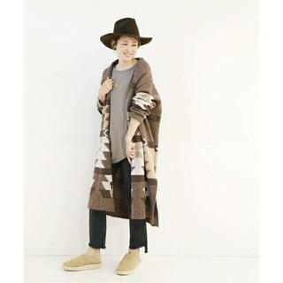 DEUXIEME CLASSE - ◆全国完売◆Canadian Sweater Jacquard ニットガウン