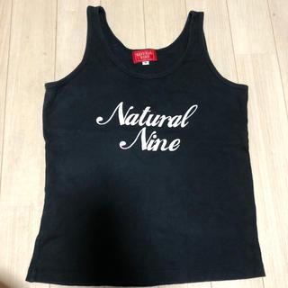 ナチュラルナイン(NATURAL NINE)のNatural9(タンクトップ)