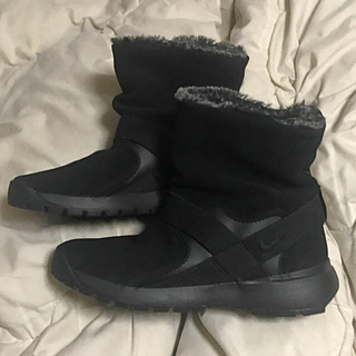 NIKE - ナイキ 23.5 ブーツ 黒