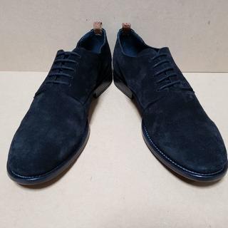 BUTTERO - ブッテロ(BUTTERO) イタリア製革靴 黒 EU44