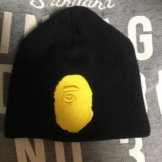 アベイシングエイプ(A BATHING APE)のBAPE KIDS ニット帽(帽子)