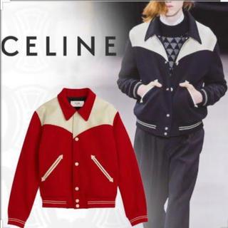 celine - Take様 専用 分割2 新品 19AW セリーヌテディジャケット 50 赤