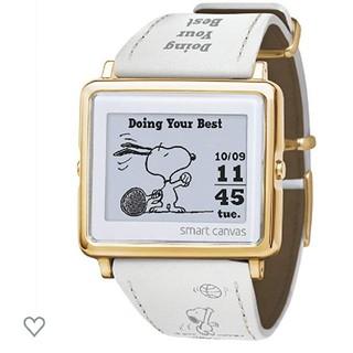 エプソン(EPSON)のスヌーピースマートキャンパス(腕時計)