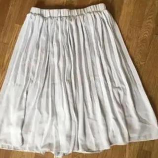 ナチュラルビューティーベーシック(NATURAL BEAUTY BASIC)のナチュラルビューティー スカート(ひざ丈スカート)