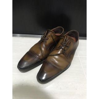 AOKI - ストレートチップ 革靴 ビジネスシューズ AOKI
