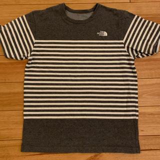 THE NORTH FACE - ノースフェイス ボーダー Tシャツ
