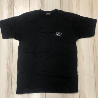 トゥエンティーフォーカラッツ(24karats)の【24KARATS】ラインストーン Tシャツ  (Tシャツ/カットソー(半袖/袖なし))