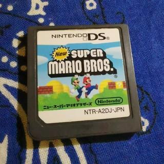 ニンテンドーDS - 【DS】Newスーパーマリオブラザーズ