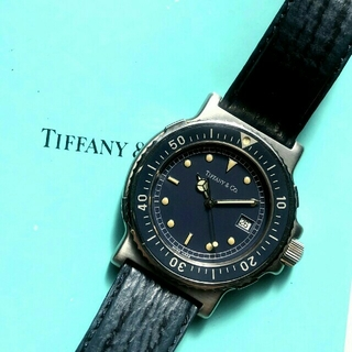 Tiffany & Co. - tiffany&co ダイバーズウォッチ