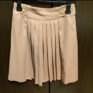 L'EST ROSE - レストローズ キャメル スカート