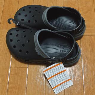 クロックス(crocs)のクロックス 新品未使用 タグ付き(サンダル)