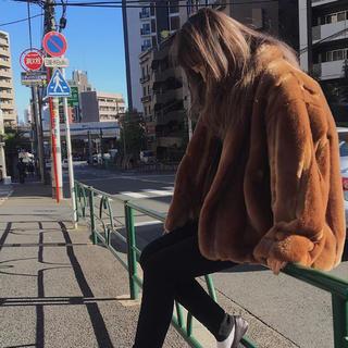BEAUTY&YOUTH UNITED ARROWS - 即完売ROKU 6♡ファーコートJANTIQUES Shinzone CLANE