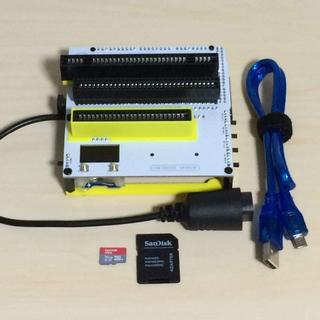 SFC・MD・N64・GB・GBC・GBAダンパー レトロゲーム 吸い出しツール